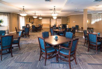 CG 34z dining room